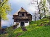 Vzácný kostel v obci Leštiny na Oravě