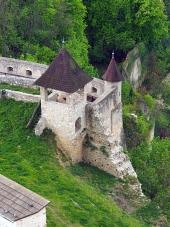 Opevnění Trenčínského hradu, Slovensko