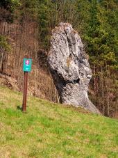 Pěst Juraje Jánošíka, přírodní památka, Slovensko