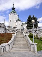 Kostel svatého Ondřeje, Ružomberok, Slovensko