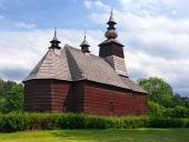 Vzácný kostel ve Staré Ľubovni na Spiši