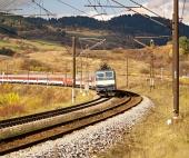 Železnice a vlak