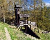 Dřevěné opevnění na Havránku, Slovensko