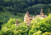 Dolní palác Oravského hradu