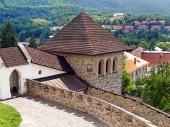 Opevněná věž Kremnického hradu
