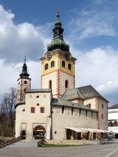 Městský hrad v Banské Bystrici