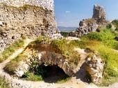 Katakomby na Čachtickém hradě