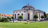 Evangelický kostel ve středověké Levoči