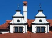 Unikátní středověké střechy v Levoči