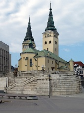 Kostel Nejsvětější Trojice, Žilina
