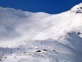 Nejvýše položená sjezdovka ve Vysokých Tatrách