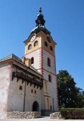 Věž banskobystrického městského hradu