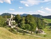 Rekonstrukce Sklabinský hradu