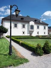 Svatební palác ve městě Bytča, Slovensko
