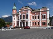 Radnice v Ružomberku, Slovensko