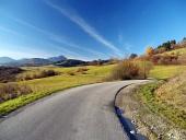 Podzimní cesta na Liptov, Slovensko
