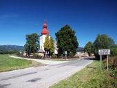 Kostel svatého Ladislava v Liptovských Matiašovciach