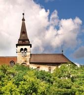 Zvonice Oravského hradu