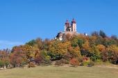 Kalvárie na Ostrém vrchu u města Banská Štiavnica