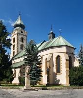 Kostel v Liptovském Mikuláši