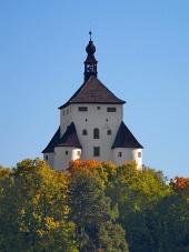 Nový zámek v Banské Štiavnici