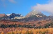 Vysoké Tatry na podzim, Slovensko