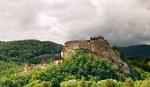 Všechny budovy Oravského hradu