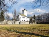 Hrad Budatín u Žiliny na Slovensku