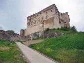 Palác na Trenčínském hradě, Slovensko