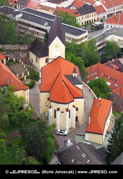Římsko-katolický kostel v Brně, Slovensko