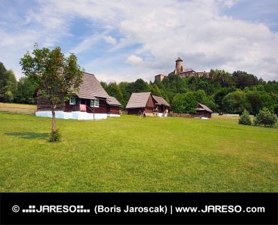 Skanzen a hrad ve Staré Ľubovni, Slovensko