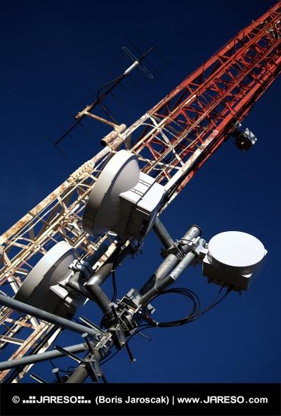 Stožár rádiového převáděče