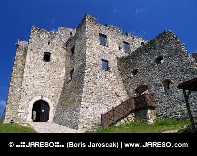 Ruina hradu Strečno