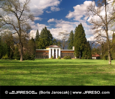 Arboretum v Turčianské Štiavničce