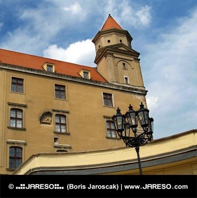 Věž Bratislavského hradu