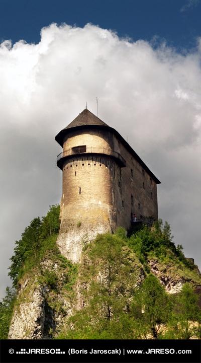 Citadela Oravského hradu