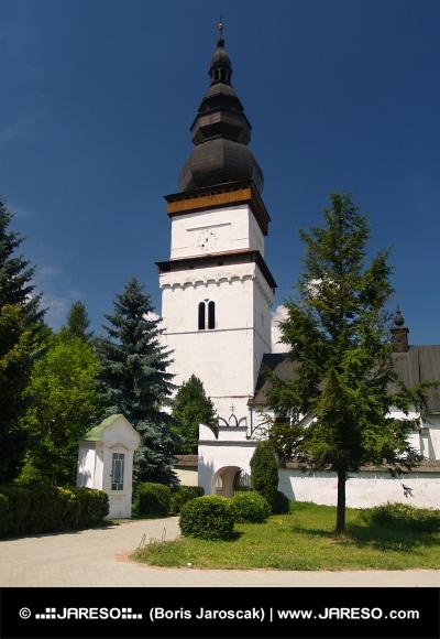 Římskokatolický kostel svatého Matouše