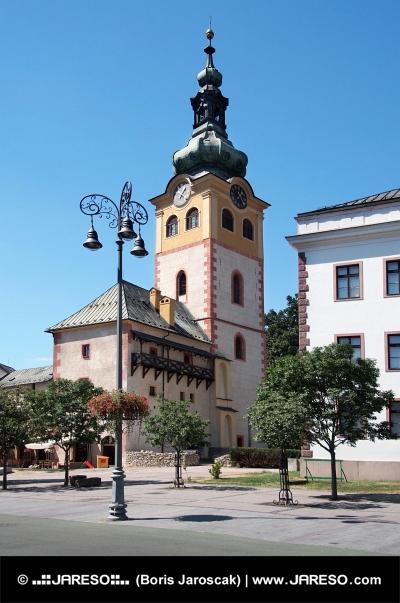 Městský hrad v Banské Bystrici, Slovensko