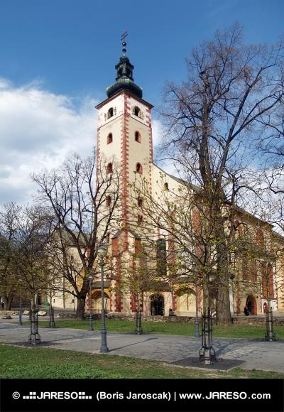 Kostel Nanebevzetí Panny Marie v Banské Bystrici