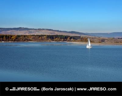 Vody Oravské přehrady na Slovensku