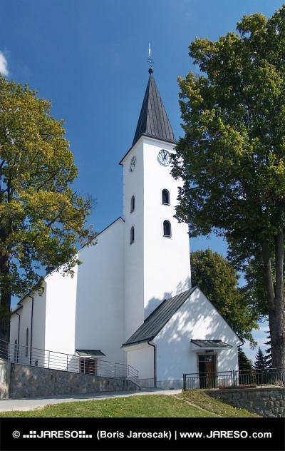 Kostel svatého Šimona a Judy v Námestově