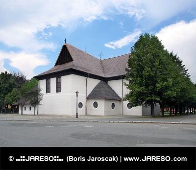 Kostel v Kežmarku