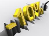 Koncept 10 procentní slevy