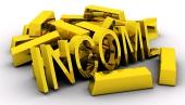 Zlaté cihly a příjem